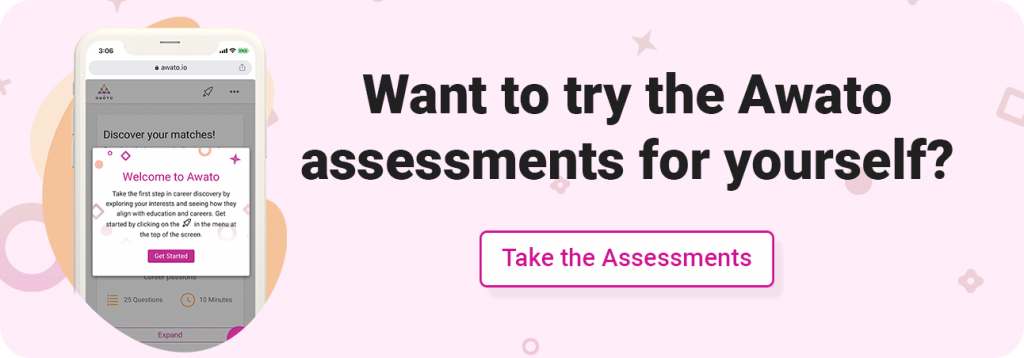 Powerful Learning Conference attendees took our assessments and so can you. Try our assessments today