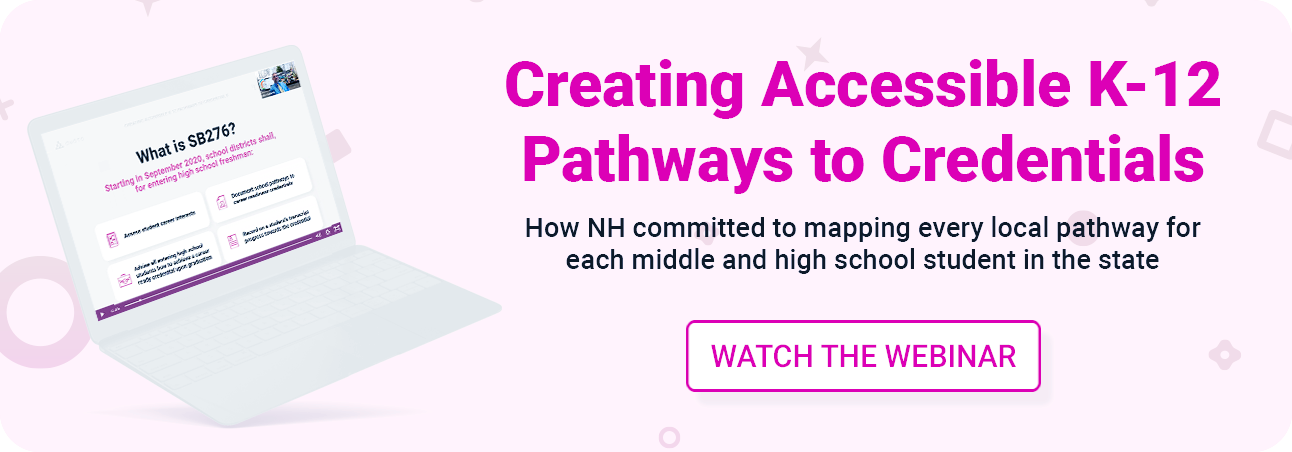 How to map every credential in NH webinar